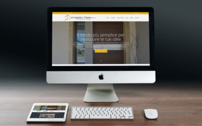 Online il nuovo sito Progetto Casa Group